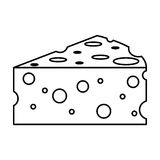 Cheese dairy food Royalty Free Stock Images