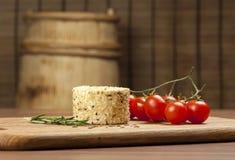 Cheese fantasy. Royalty Free Stock Photo