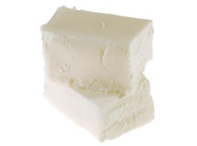 Cheese feta Royalty Free Stock Photos