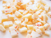 Cheese food Stock Photography
