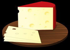 Cheese, Food, Slice, Lunch, Meal Royalty Free Stock Photography