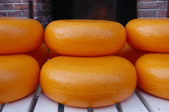 Cheese in Holland Stock Images