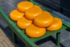 Cheese from Holland Royalty Free Stock Photo