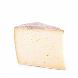 Cheese isolated Stock Photography