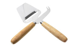 Cheese Knife Stock Photography