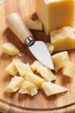 Cheese knife Royalty Free Stock Image