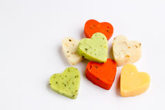 Cheese love Stock Photography