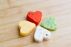 Cheese love Royalty Free Stock Photos