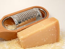 Cheese_ Made in Italy Stock Photos