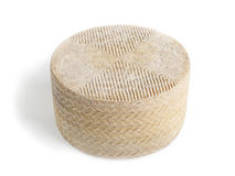 Cheese made from sheep's milk typical cuisine of Palencia Royalty Free Stock Photography