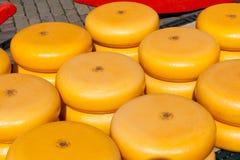 Cheese Market Royalty Free Stock Photos