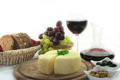 Cheese meal Royalty Free Stock Photography