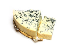 Cheese with mildew Stock Photography
