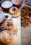 Cheese muffins Royalty Free Stock Photos