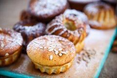 Cheese muffins Stock Photo