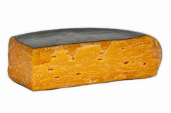 Cheese named Gouda. Stock Images