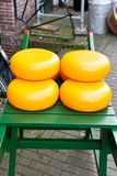 Cheese in the Netherlands Royalty Free Stock Image