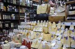São Paulo Municipal Market Stock Images