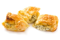 Cheese pastries Stock Images