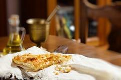 Cheese pastry Stock Photo