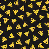 Cheese pattern. Royalty Free Stock Photography