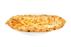 Cheese pide Royalty Free Stock Images