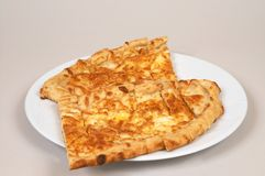 Cheese pide Stock Images