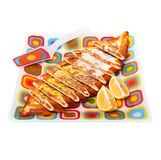CHEESE PIDE Royalty Free Stock Image