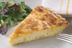 Cheese Pie Royalty Free Stock Photo