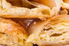 Cheese pie Stock Photos