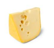Cheese piece edam Stock Image