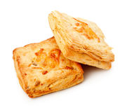 Cheese pies Stock Images