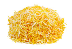 Cheese Pile Royalty Free Stock Photography