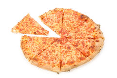 Cheese Pizza Royalty Free Stock Photography