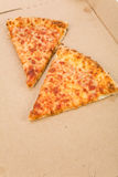 Cheese Pizza Stock Photography