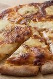Cheese pizza Stock Photos