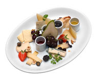 Free Cheese Plate Stock Images - 11571594