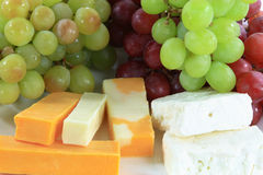 Cheese plate. Stock Photos