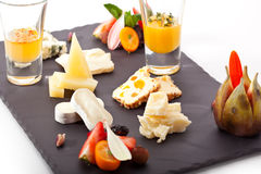 Free Cheese Plate Royalty Free Stock Image - 42528246