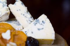 Cheese Platter Royalty Free Stock Photos