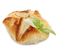 Cheese puff Royalty Free Stock Images