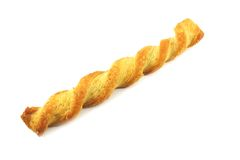 Cheese Puff Pastry Crunch Royalty Free Stock Photography