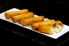 Cheese Rolls Royalty Free Stock Image