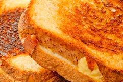Cheese Sandwich Stock Photos