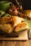 Cheese Savory Pastries Stock Photos