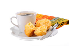 Cheese Scone Royalty Free Stock Photos