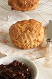 Cheese Scones Royalty Free Stock Image