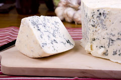 Cheese selection Stock Images