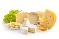 Cheese Selection Stock Photos