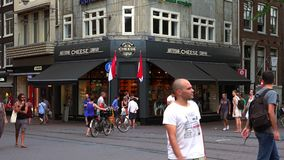Cheese Shop Amsterdam famous cheese of Holland City of Amsterdam